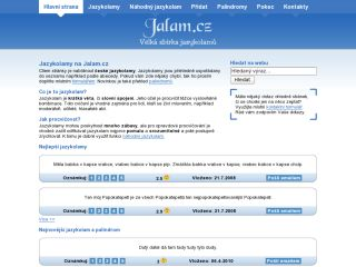 Náhled odkazu http://jalam.cz/