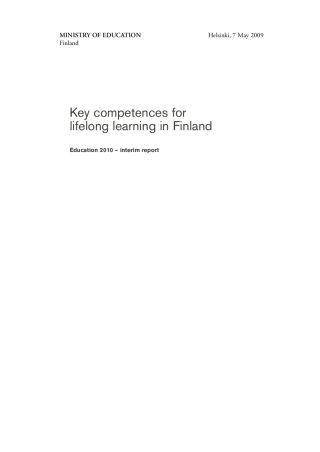 Náhled odkazu http://www.minedu.fi/export/sites/default/OPM/Koulutus/Liitteet/Education_2010._Interim_report_2009._Finland.pdf