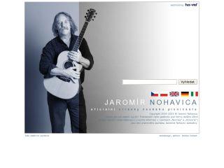 Náhled odkazu http://www.nohavica.cz/