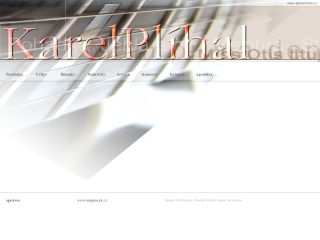 Náhled odkazu http://www.karelplihal.cz/