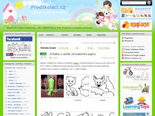 Náhled odkazu http://www.predskolaci.cz/zviratka-z-rulicek-od-toaletniho-papiru/7854