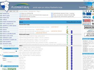 Náhled odkazu http://www.plzensky-kraj.cz/cs/kategorie/mapy-0