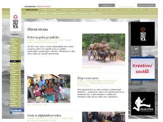 Náhled odkazu http://www.rozvojovka.cz