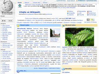 Náhled odkazu https://cs.wikipedia.org/wiki/Hlavn%C3%AD_strana