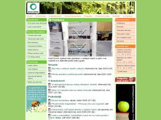 Náhled odkazu http://www.hnutiduha.cz/lesy/?publikace