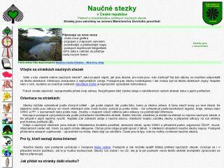 Náhled odkazu http://www.stezka.cz/