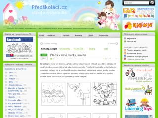 Náhled odkazu http://www.predskolaci.cz/?p=9135