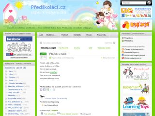 Náhled odkazu http://www.predskolaci.cz/ptacek-v-zime/9124