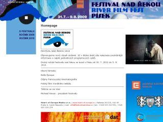 Náhled odkazu http://www.festivalnadrekou.cz/