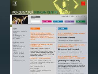 Náhled odkazu http://www.duncancentre.cz/