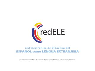 Náhled odkazu http://www.educacion.es/redele