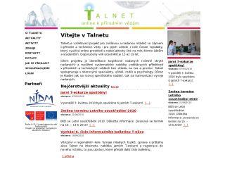 Náhled odkazu http://www.talnet.cz