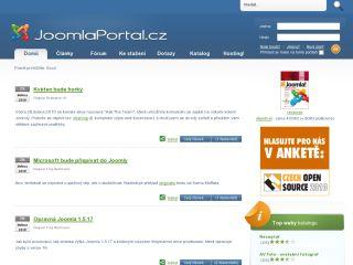 Náhled odkazu http://www.joomlaportal.cz