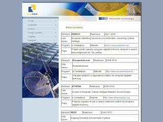Náhled odkazu http://www.crossczech.cz/html/informacni-technologie.php