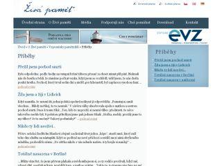 Náhled odkazu http://www.zivapamet.cz/index.php?id=333