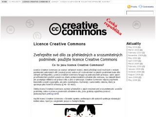 Náhled odkazu http://www.creativecommons.cz/
