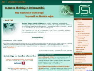 Náhled odkazu http://www.jsi.cz/
