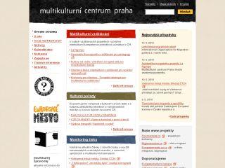 Náhled odkazu http://www.mkc.cz/cz/uvod.html