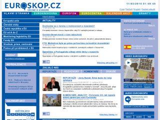Náhled odkazu https://www.euroskop.cz/