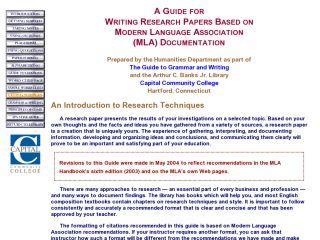 Náhled odkazu http://www.webster.edu/academic-resource-center/writingcenter/writing-tips/mla.html