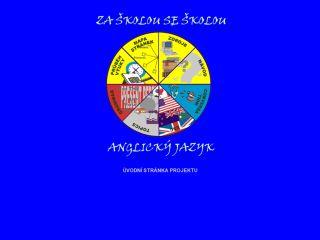 Náhled odkazu http://skola.amoskadan.cz/index_aj.htm