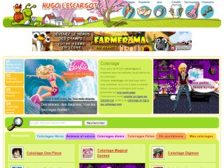 Náhled odkazu http://www.hugolescargot.com/