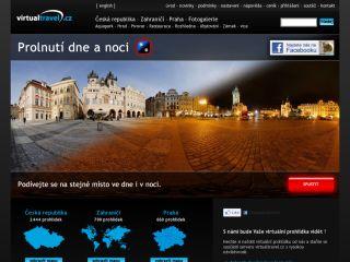Náhled odkazu http://www.virtualtravel.cz