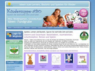 Náhled odkazu http://www.kindersuppe.de/