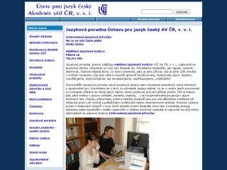 Náhled odkazu http://www.ujc.cas.cz