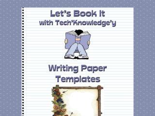 Náhled odkazu http://www.vickiblackwell.com/makingbooks/writingpaper.htm