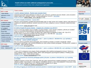 Náhled odkazu http://www.kvic.cz/aktuality/1/1/Titulni_stranka