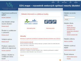 Náhled odkazu http://www.edu.cz/