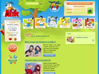 Náhled odkazu http://alik.idnes.cz/