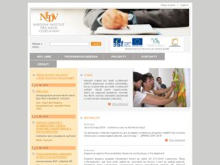 Náhled odkazu http://www.nidv.cz/cs/