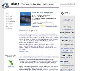 Náhled odkazu http://www.bluej.org