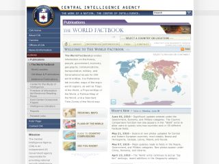 Náhled odkazu https://www.cia.gov/library/publications/the-world-factbook/index.html