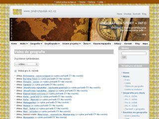 Náhled odkazu http://www.jindrichpolak.wz.cz/skola_video.php