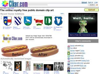 Náhled odkazu http://www.clker.com/