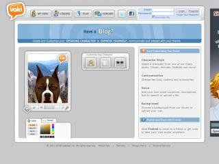 Náhled odkazu http://www.voki.com/site/create