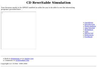Náhled odkazu http://jas.eng.buffalo.edu/education/system/cdrw/index.html