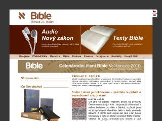 Náhled odkazu http://www.bible21.cz/