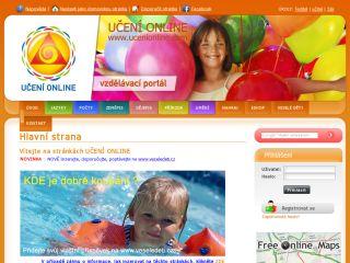 Náhled odkazu http://www.ucenionline.com/