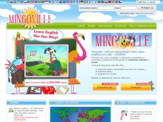 Náhled odkazu http://old.mingoville.com/cs.html
