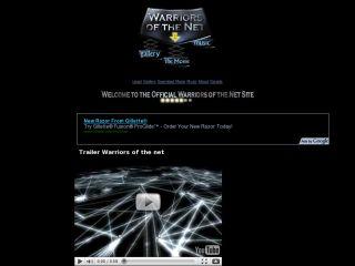 Náhled odkazu http://www.warriorsofthe.net/