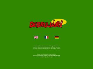 Náhled odkazu http://www.debrujar.cz/