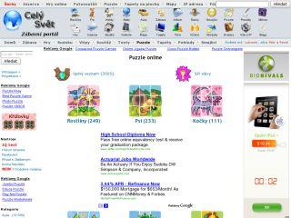 Náhled odkazu http://www.celysvet.cz/puzzle-online.php