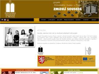 Náhled odkazu http://www.zmizeli-sousede.cz/