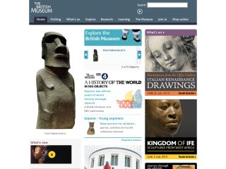 Náhled odkazu http://www.britishmuseum.org/