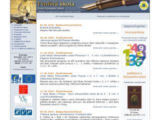 Náhled odkazu http://www.tvorivaskola.cz