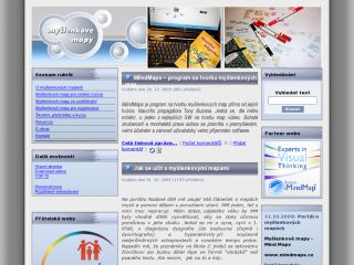 Náhled odkazu http://www.mindmaps.cz
